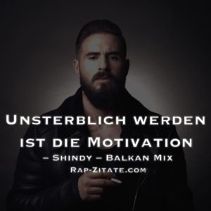 Shindy Rap Zitate Balkan Mix