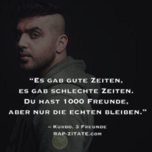 Kurdo Rap Zitate