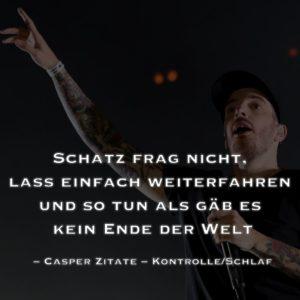 Casper Rap Zitate