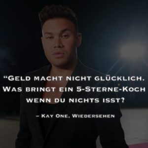 Kay One Rap Zitate