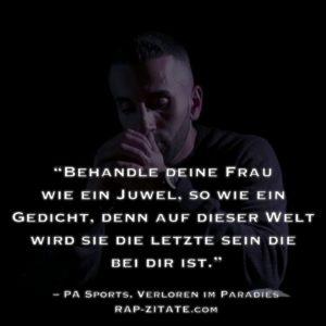 PA Sports Rap Zitate